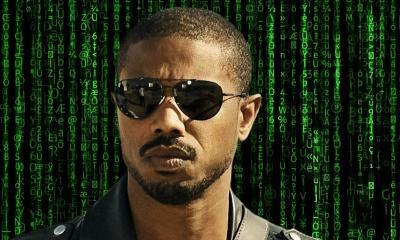 The Matrix Michael B Jordan