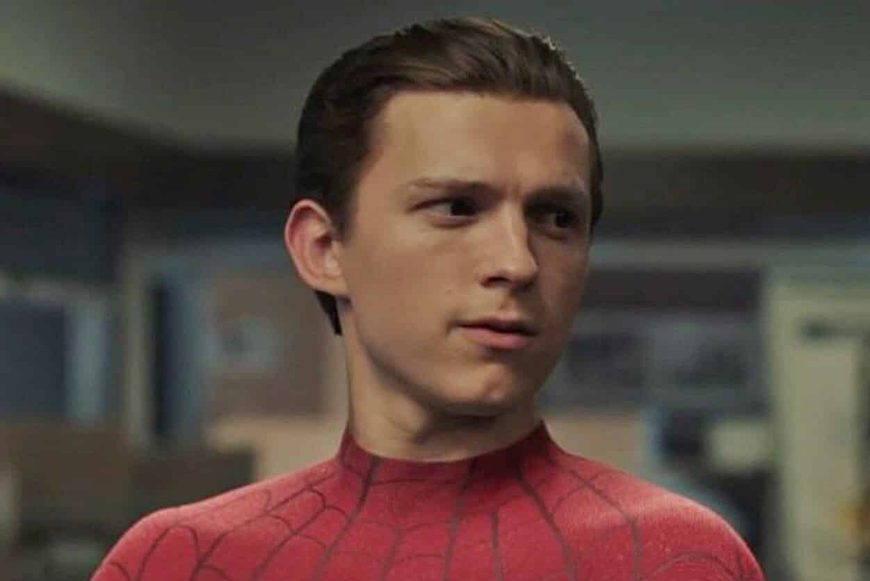 Tom Holland Avengers: Endgame