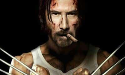 Wolverine Keanu Reeves