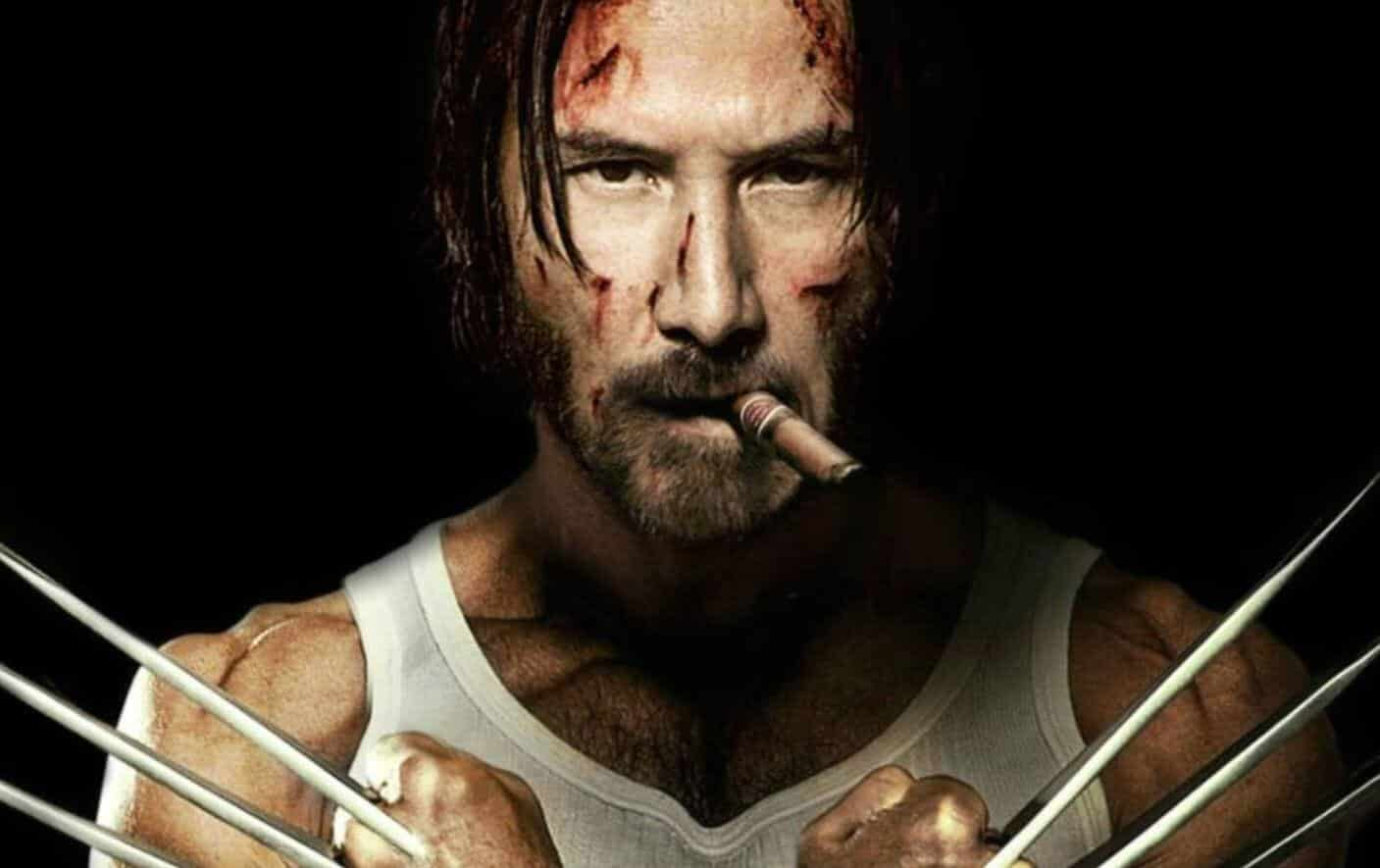 Fans Petition For Keanu Reeves To Become The Next Wolverine
