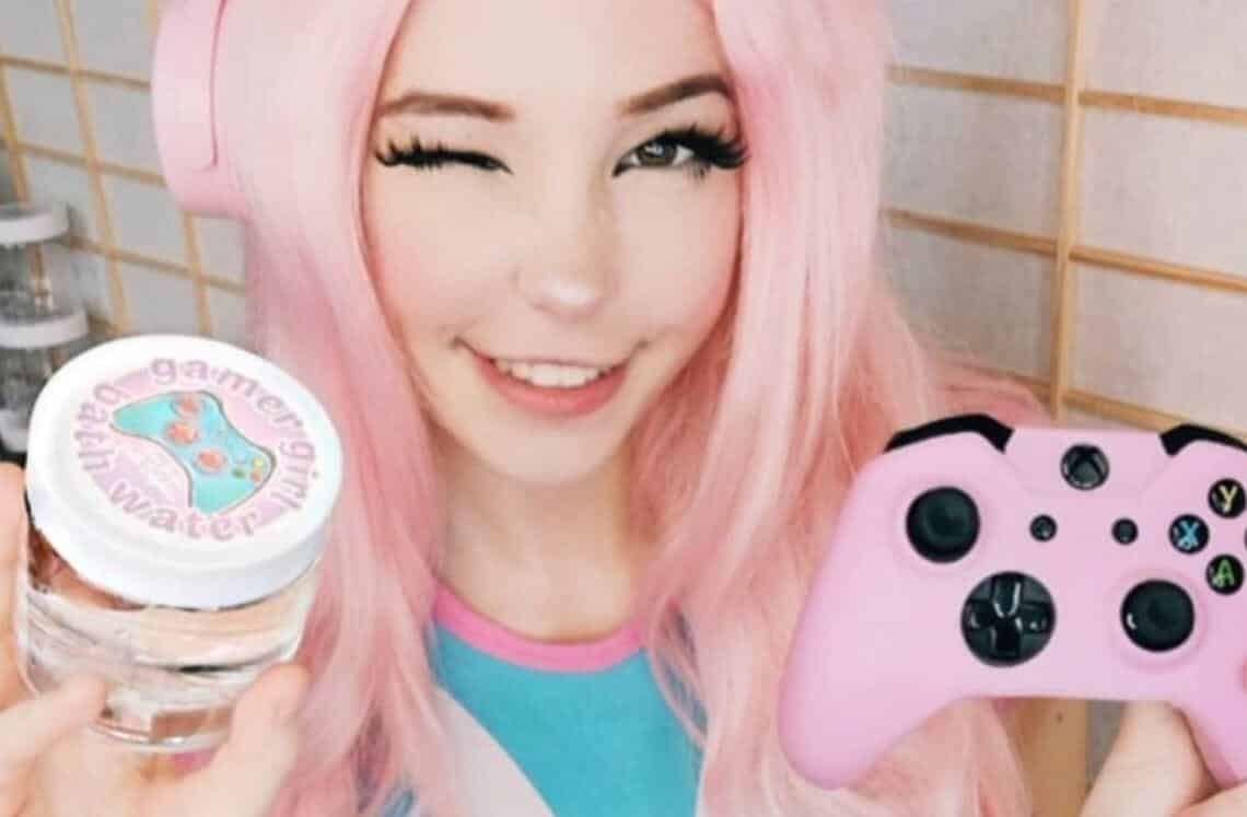 Belle Delphine Model