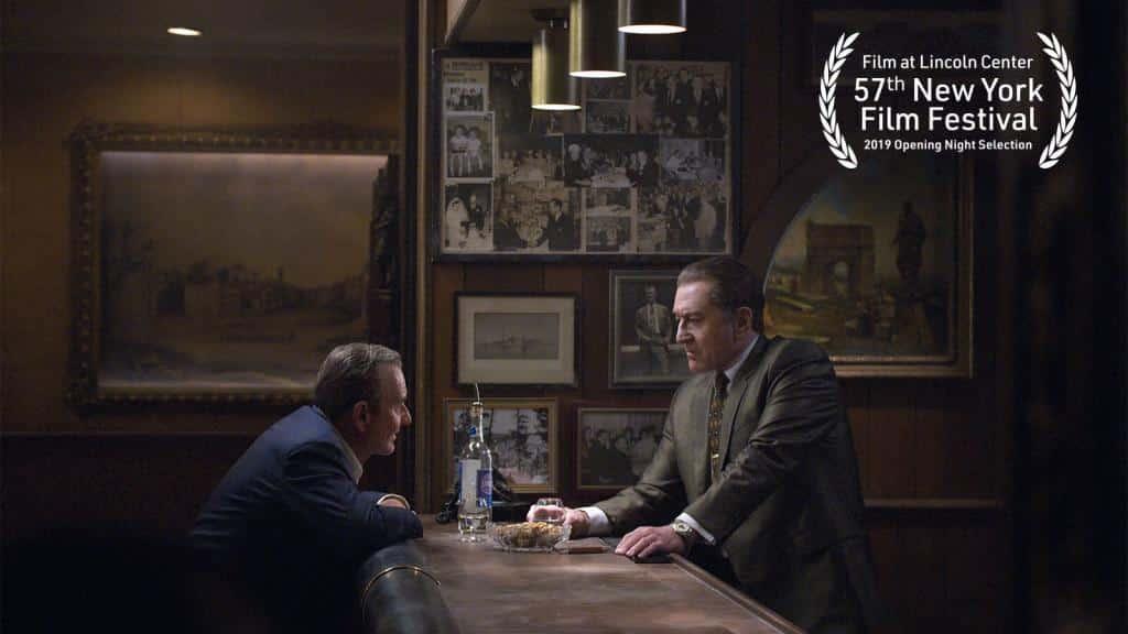 The Irishman movie 2019