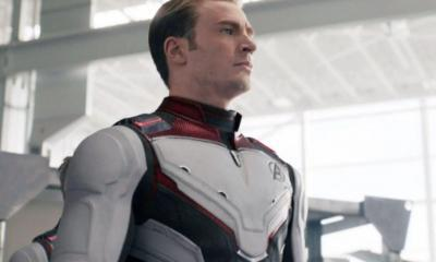 Avengers: Endgame Captain America Chris Evans