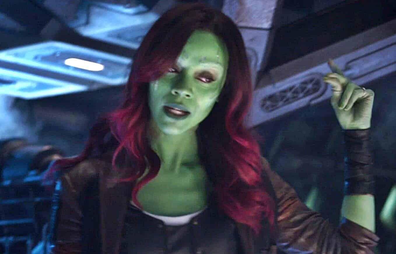 Avengers: Endgame Gamora