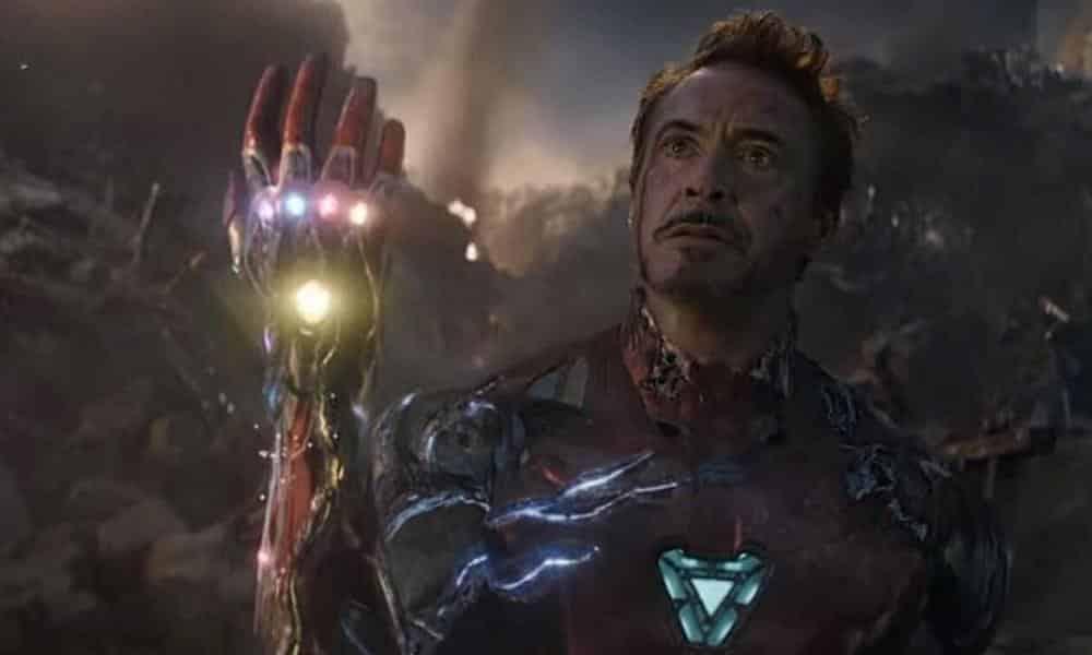 I Am Iron Man Snap Scene - AVENGERS 4: Endgame (2019 ...