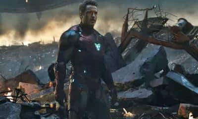 Avengers: Endgame Iron Man Tony Stark
