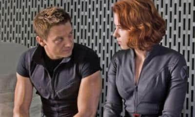 Black Widow Movie Budapest