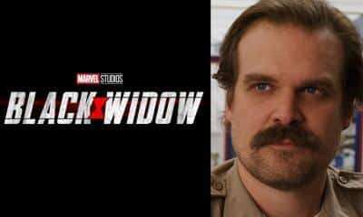 Black Widow David Harbour