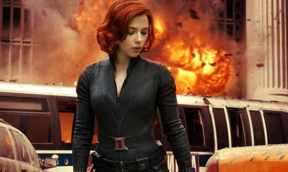 Black Widow I
