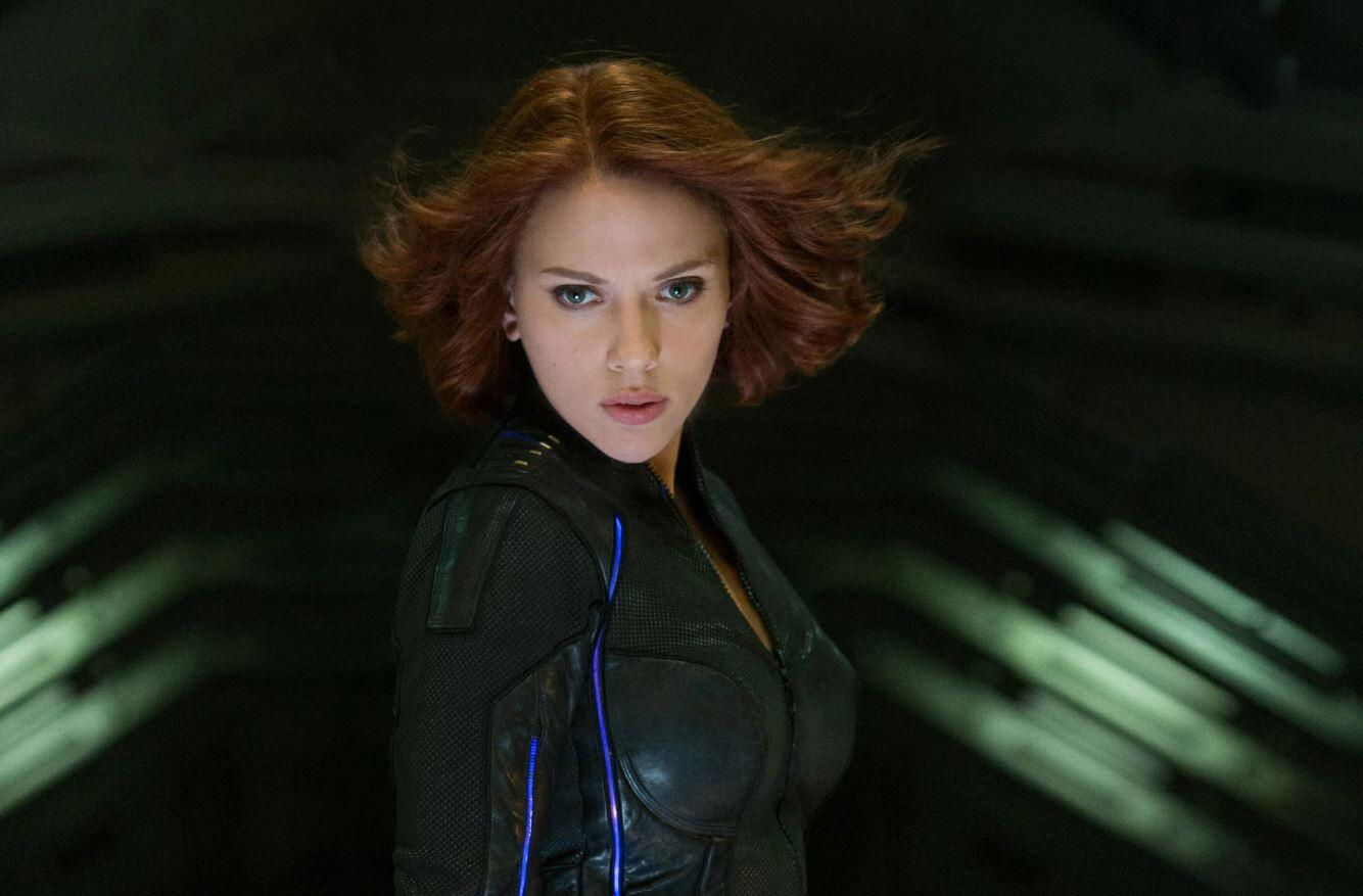 Black Widow Movie SDCC