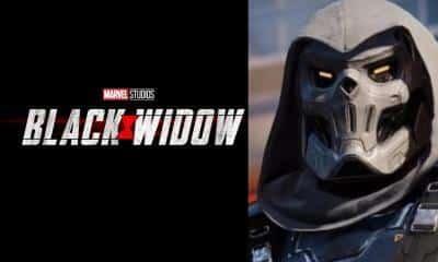 Black Widow Movie Taskmaster