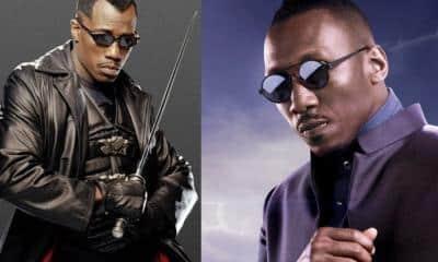 Blade MCU Wesley Snipes Mahershala Ali