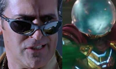 Bruce Campbell Mysterio Spider-Man 4