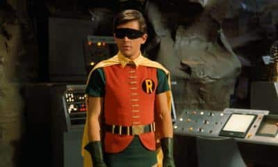 Crisis On Infinite Earths Burt Ward Robin