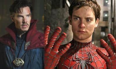 Doctor Strange 2 Spider-Man Tobey Maguire MCU