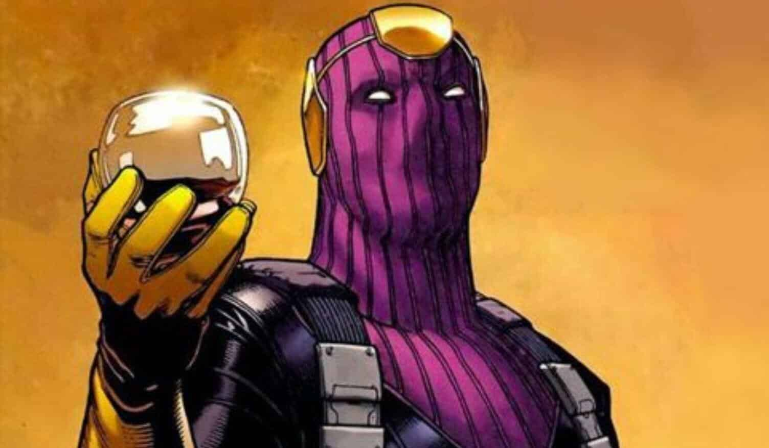 Falcon And The WInter Soldier Baron Zemo