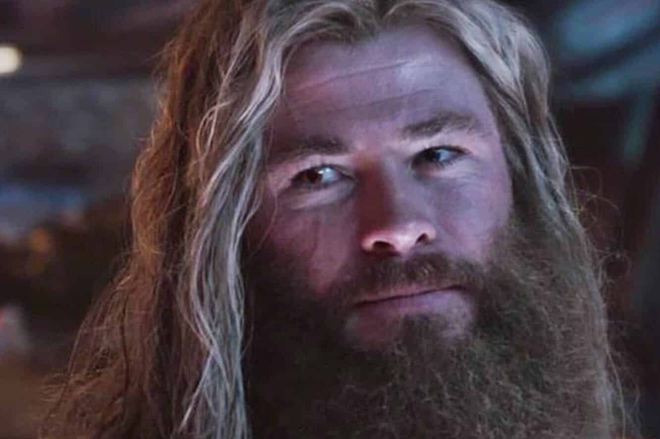 Avengers Endgame Fat Thor Is Getting His Own Marvel