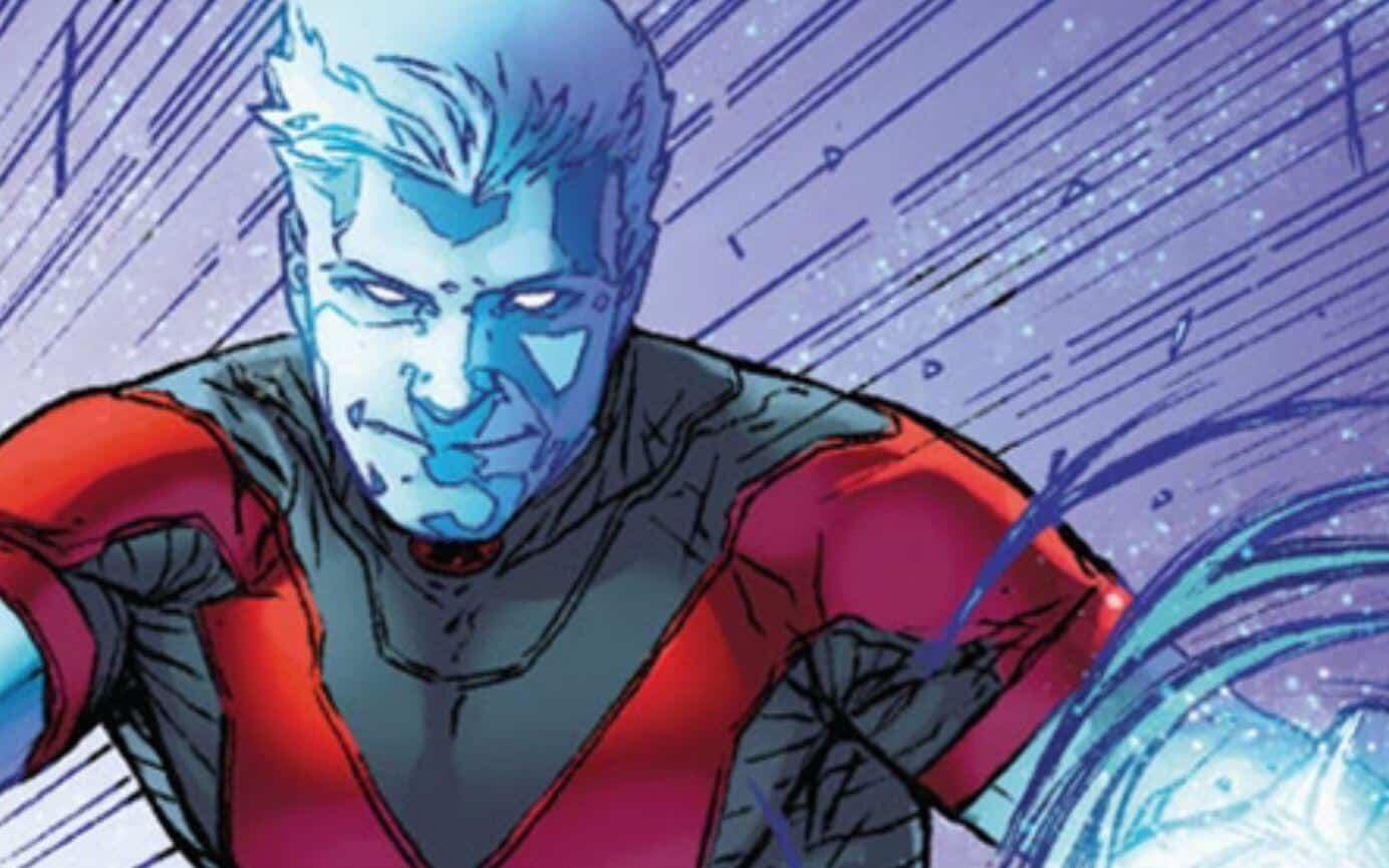 Iceman Marvel Comics