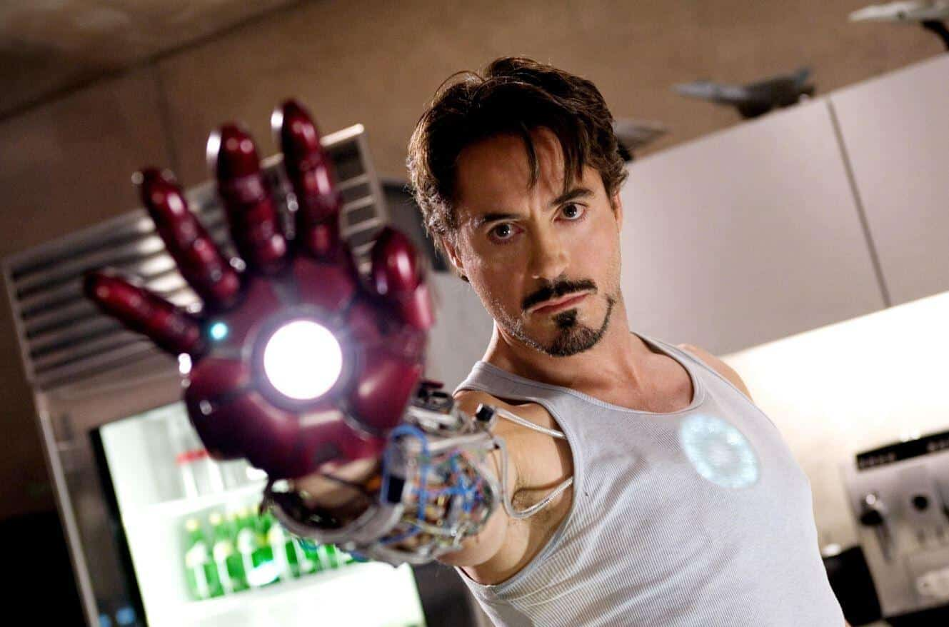 Iron Man Robert Downey Jr.