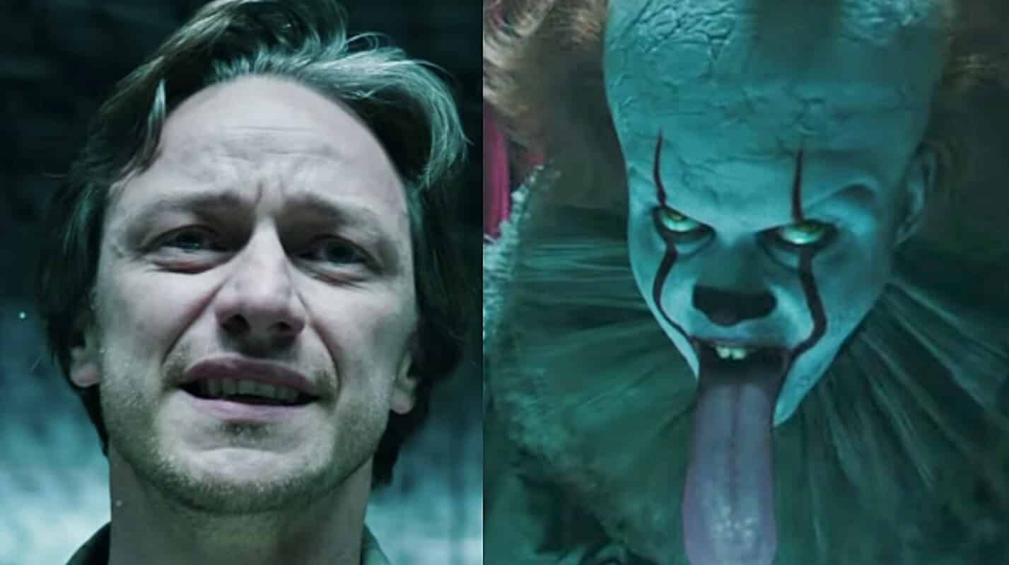 IT: Chapter 2 James McAvoy