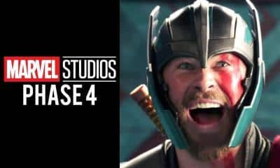 MCU Phase 4 Marvel Studios