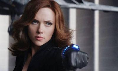 MCU Scarlett Johansson