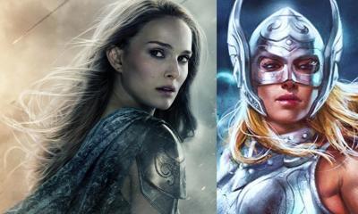 Mighty Thor Natalie Portman