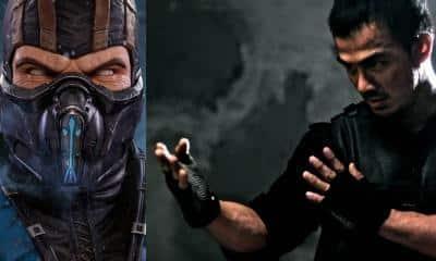 Mortal Kombat Sub-Zero Joe Taslim