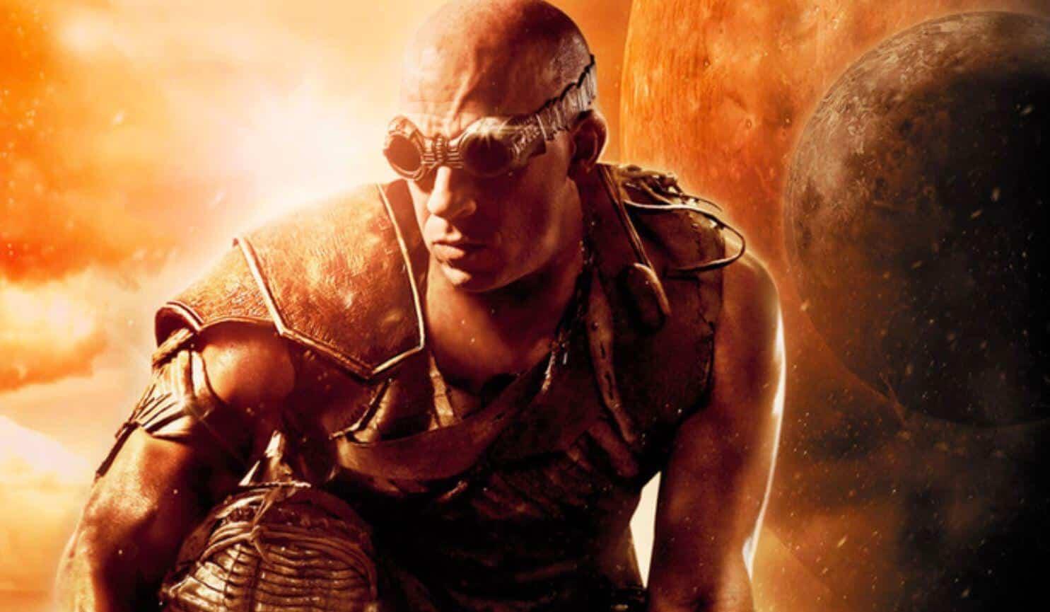 Riddick 4 Vin Diesel