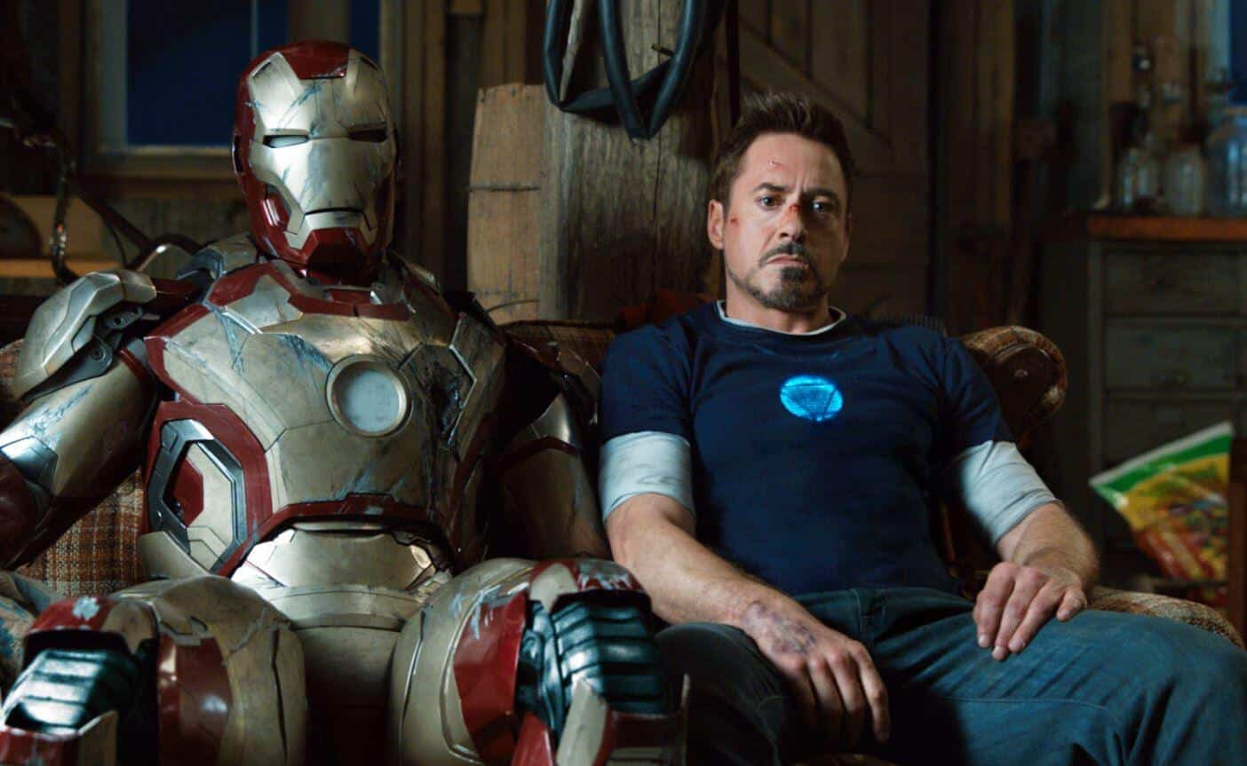 Robert Downey Jr. Iron Man MCU