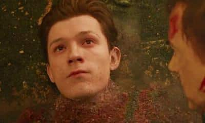 Spider-Man: Far From Home Snap Blip