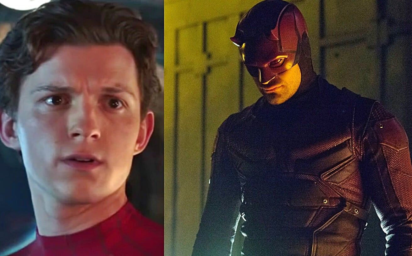 Spider-Man: Far From Home MCU TV Movies Daredevil