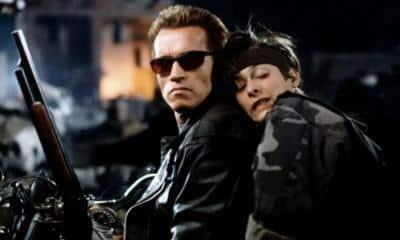 Terminator: Dark Fate Edward Furlong John Connor