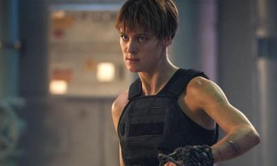 Terminator: Dark Fate Mackenzie Davis
