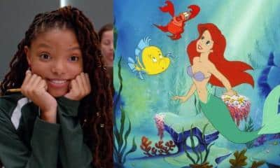 The Little Mermaid Halle Bailey