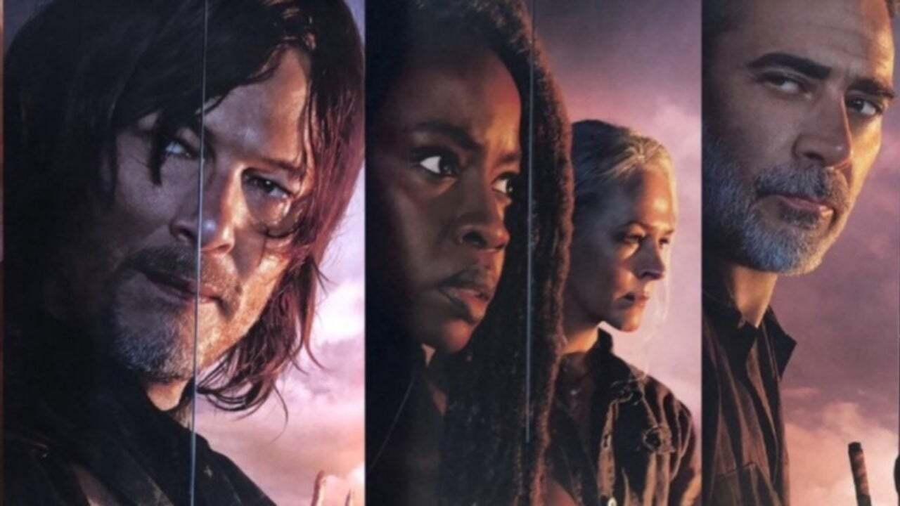 u0026 39 the walking dead u0026 39  season 10 trailer revealed at san diego