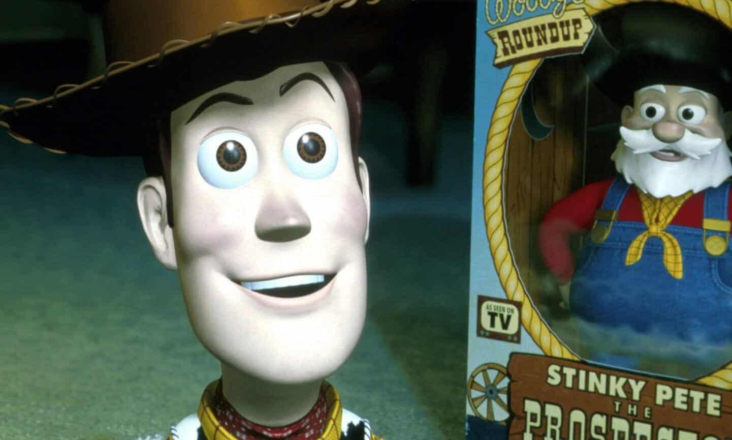Toy Story 2 Stinky Pete
