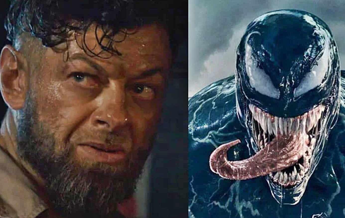 Venom 2 Andy Serkis