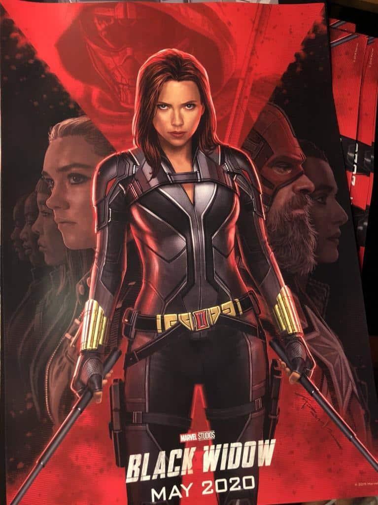 Black Widow poster 23 expo