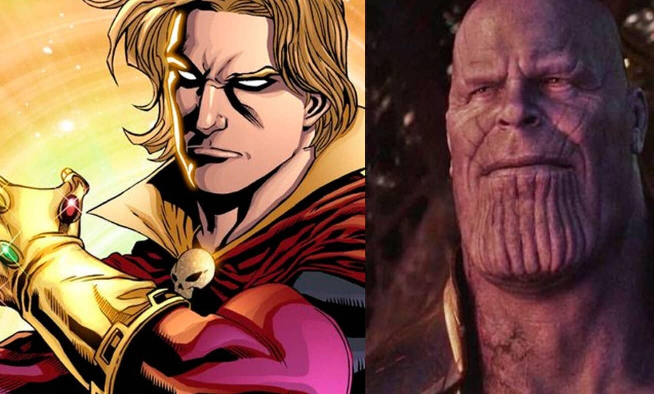 Avengers: Endgame Adam Warlock