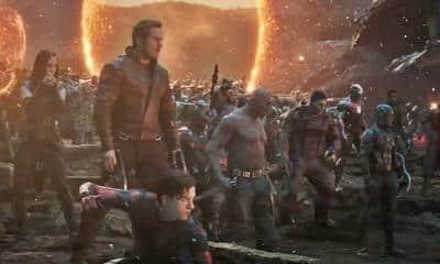 Avengers: Endgame Battle