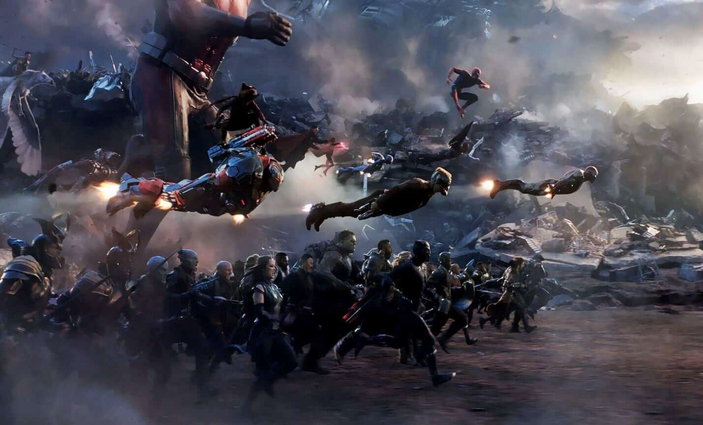 Avengers: Endgame Battle