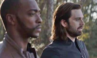 Avengers: Endgame Bucky Barnes