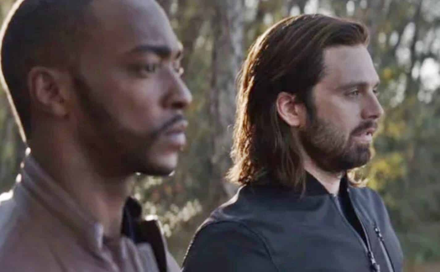Avengers Endgame Directors Reveal Why Bucky Didn T Get The Shield