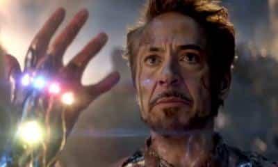 Avengers: Endgame Iron Man Infinity Stones Thanos