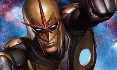 Avengers: Endgame Nova