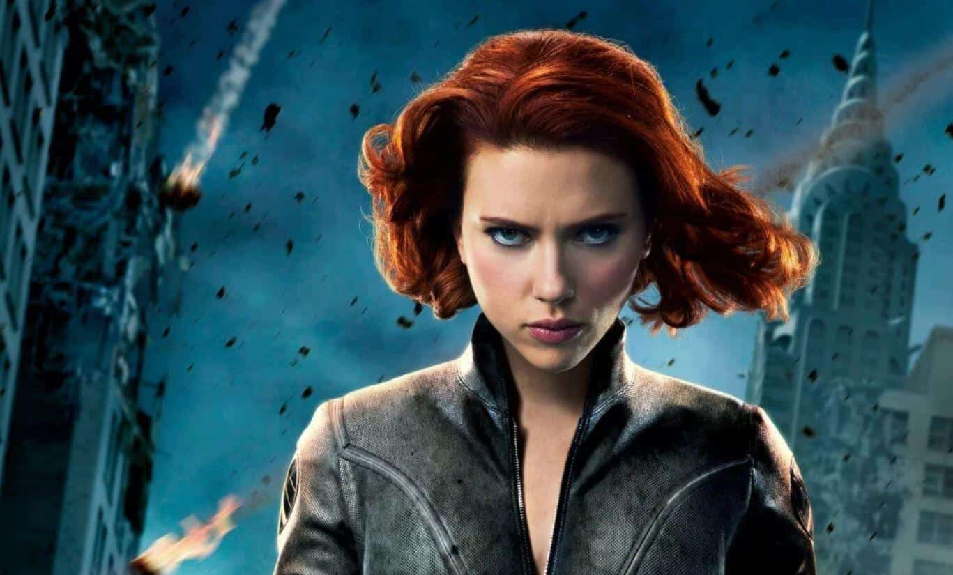 Black Widow Poster Reveals First Look At New Characters