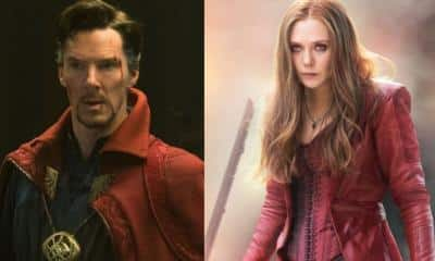 Doctor Strange 2 Scarlet Witch