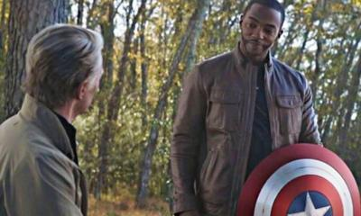 Falcon Captain America Anthony Mackie