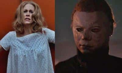 Halloween 2 Michael Myers Laurie Strode